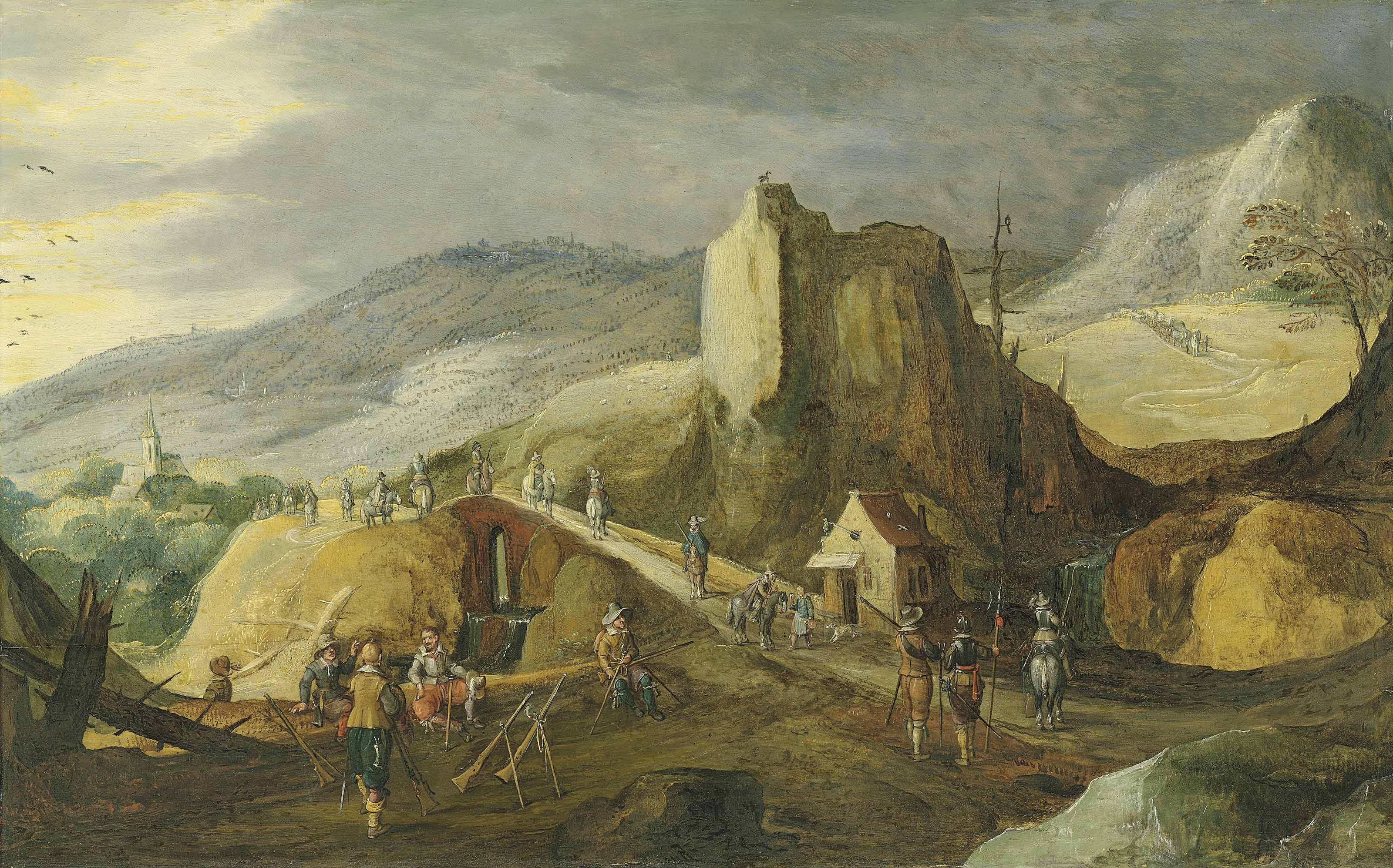Joos de Momper II (Antwerp 156