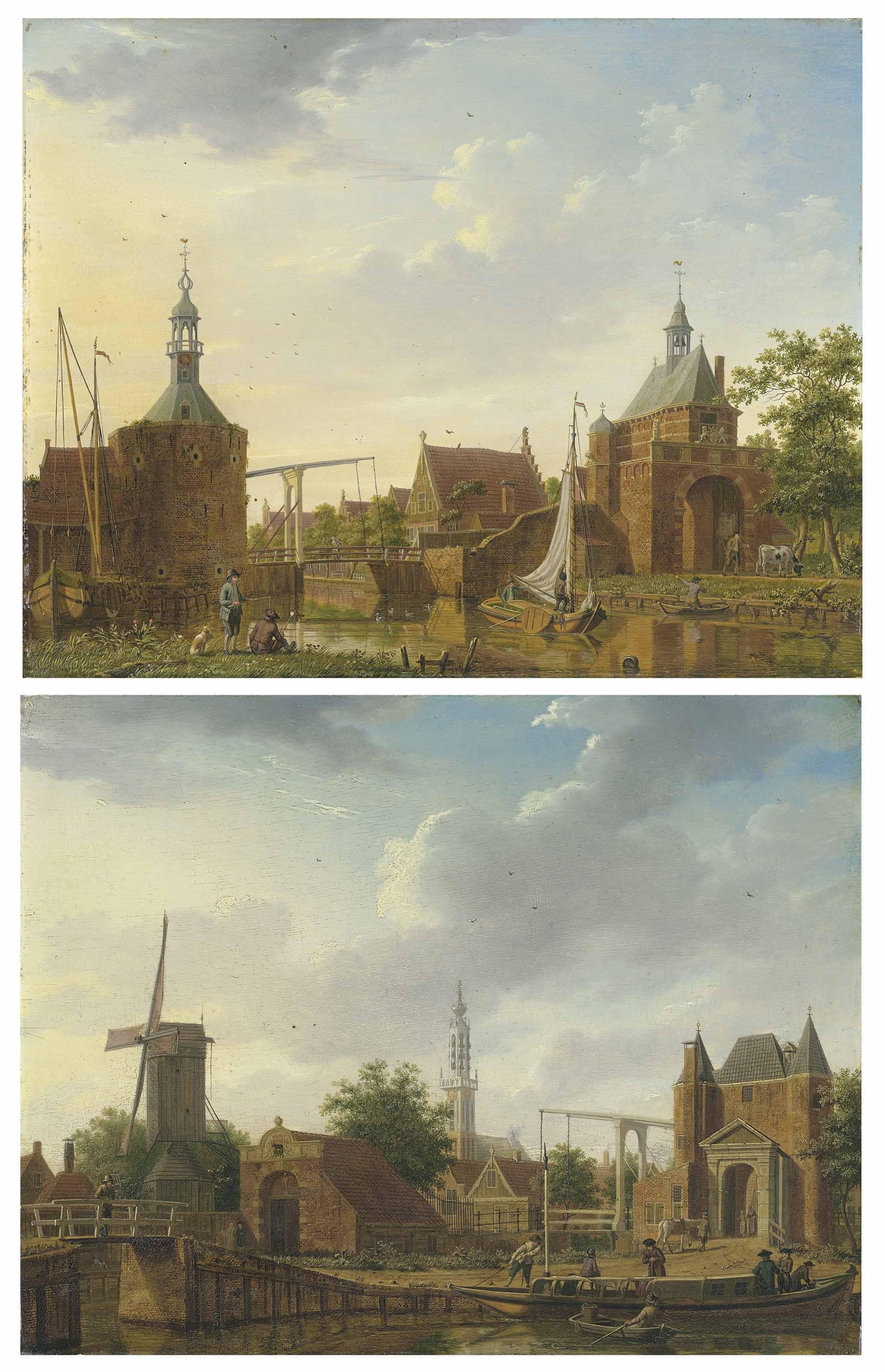 Isaac Ouwater (Amsterdam 1748-