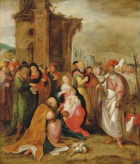 Studio of Frans Francken II (Antwerp 1581-1642)
