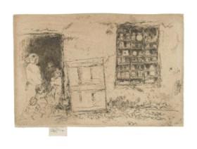 JAMES ABBOT MCNEILL WHISTLER (1834-1903)
