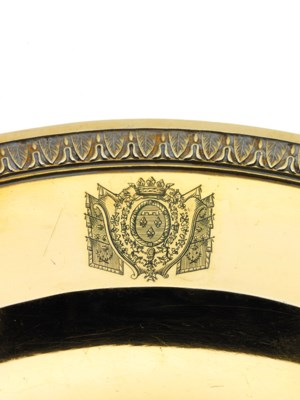 a german enamelled gold snuff box probably hanau circa 1800 christie 39 s. Black Bedroom Furniture Sets. Home Design Ideas