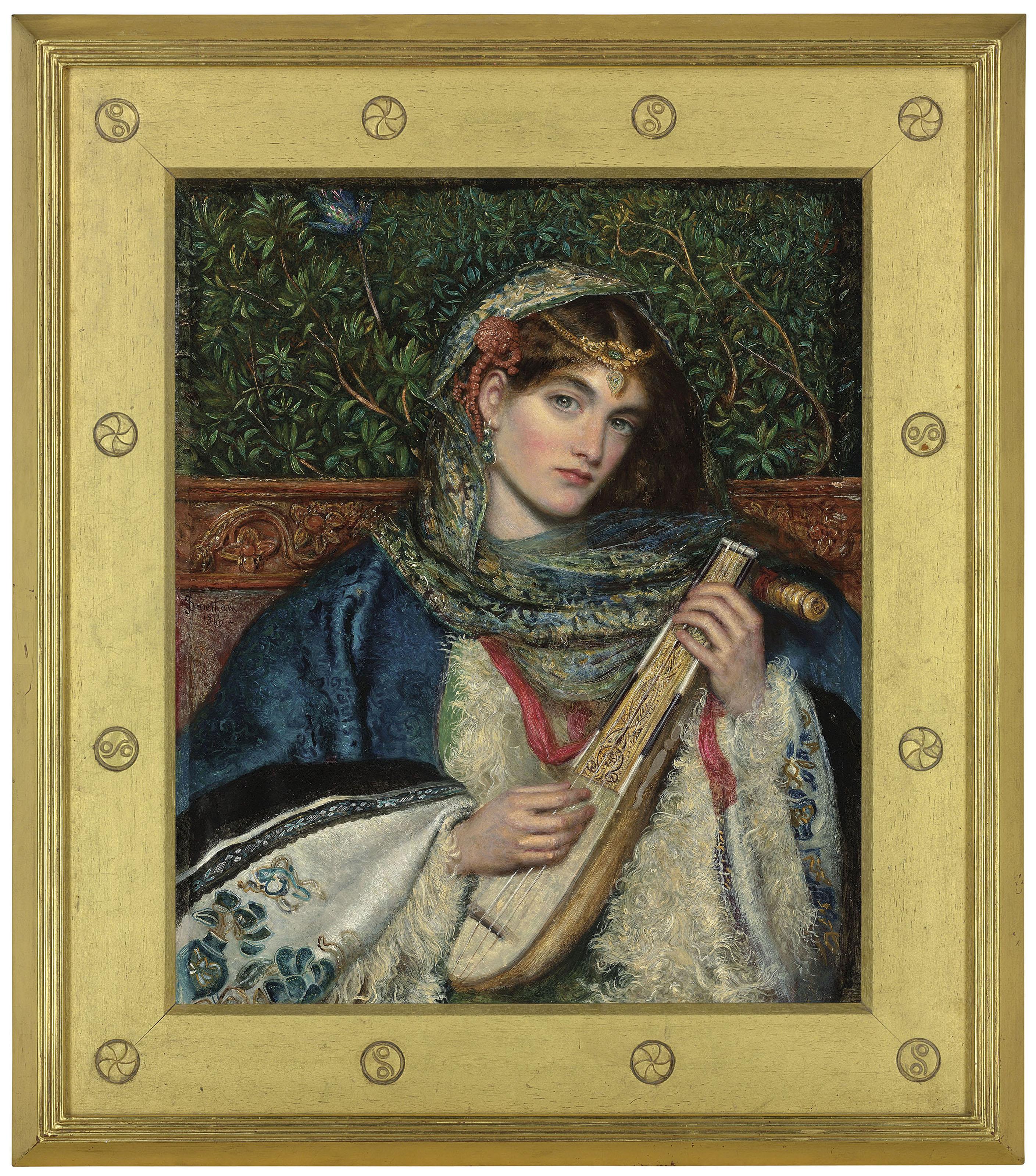 The Mandolin