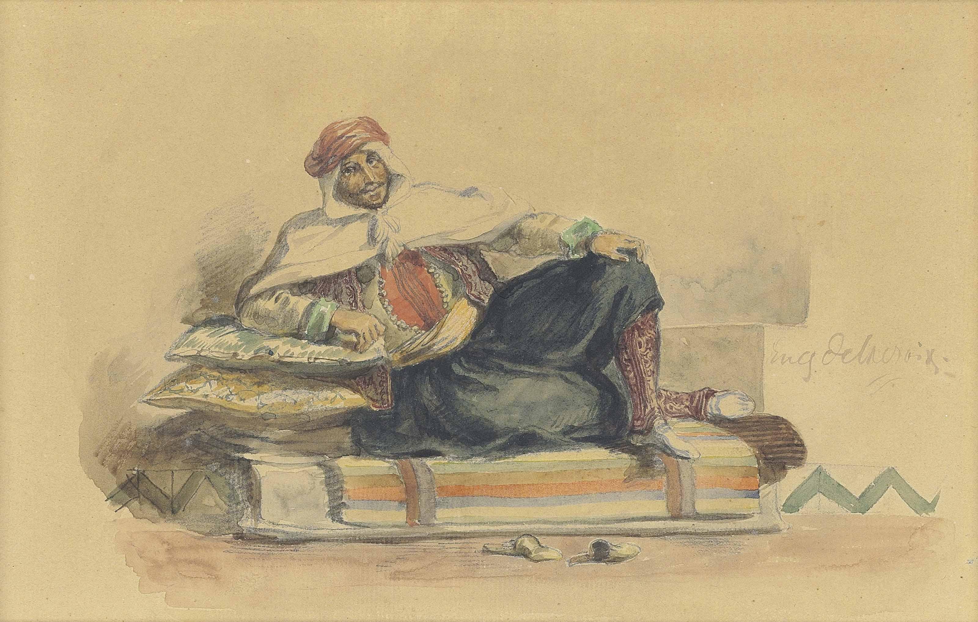 Eugène-Victor-Ferdinand Delacr