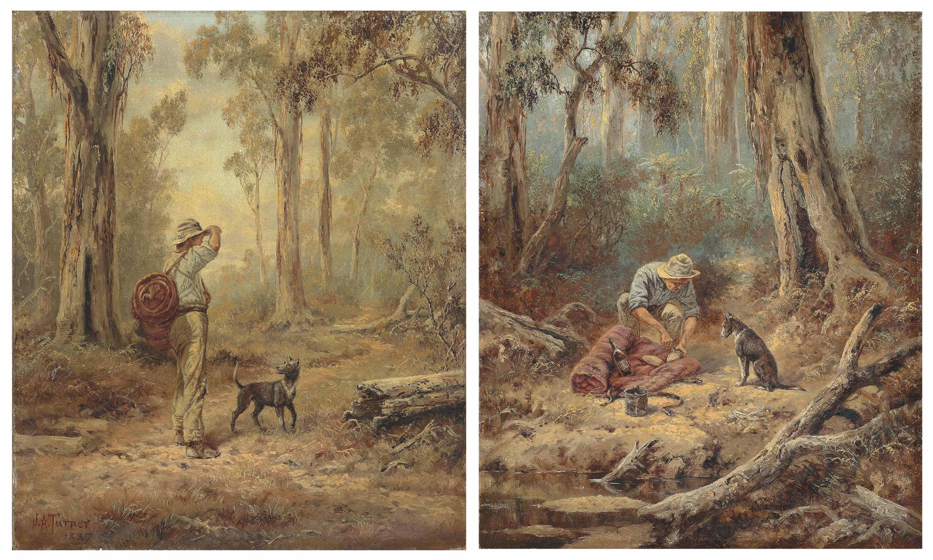 James Alfred Turner (1850-1908