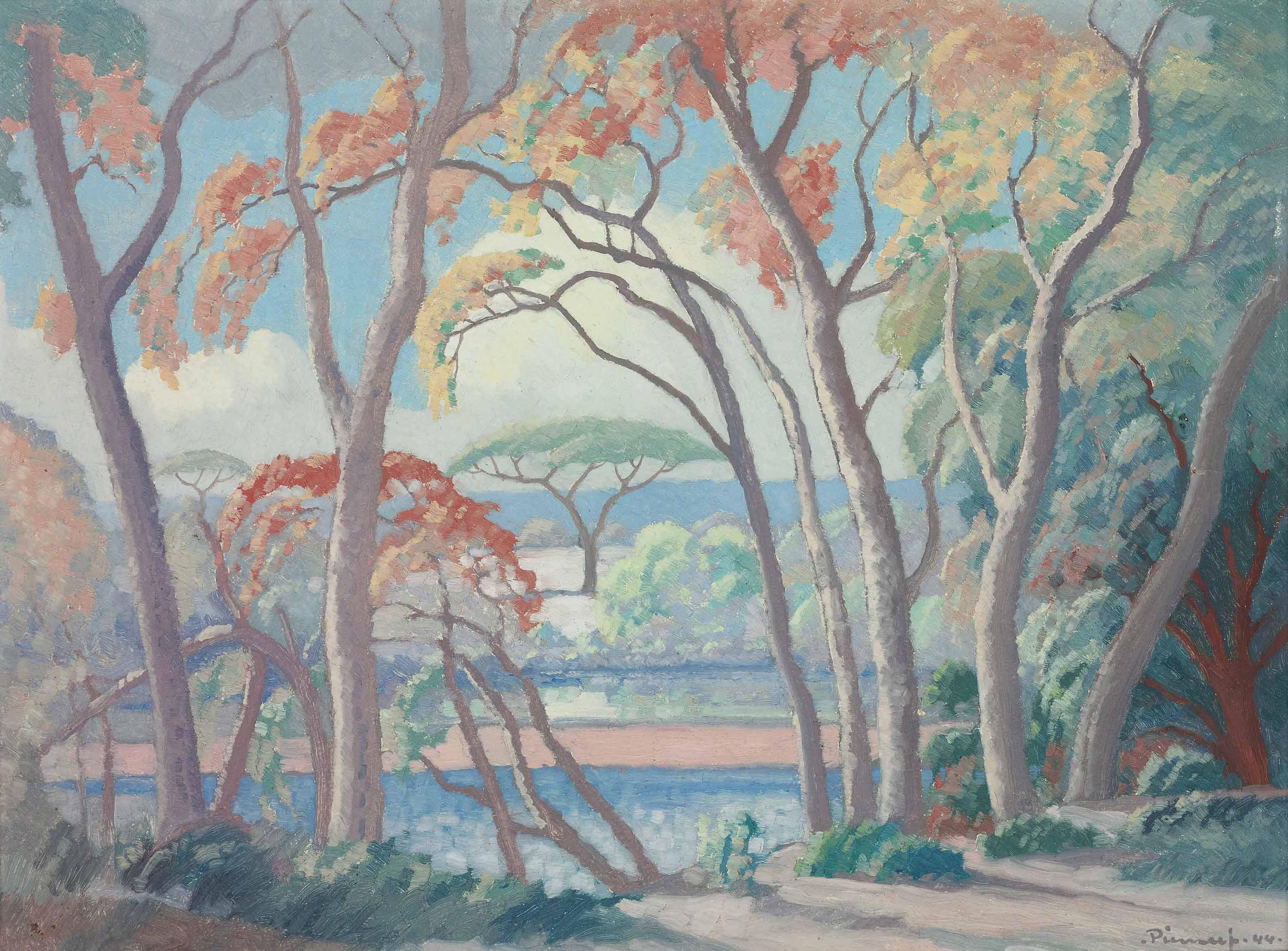 Jacob Hendrik Pierneef (1886-1