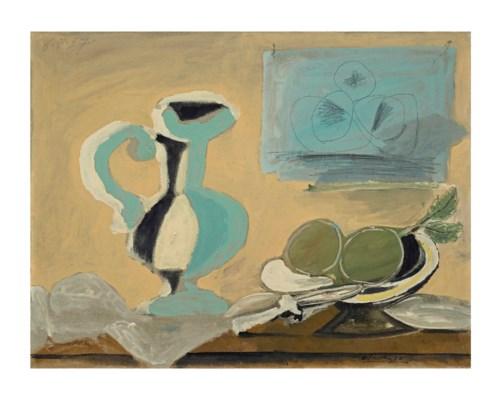 Pablo Picasso (1881-1973) | Nature morte au pichet | Christie\'s