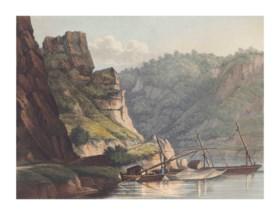 GERNING, Baron Johann Isaak von (1767-1837) A Picturesque To