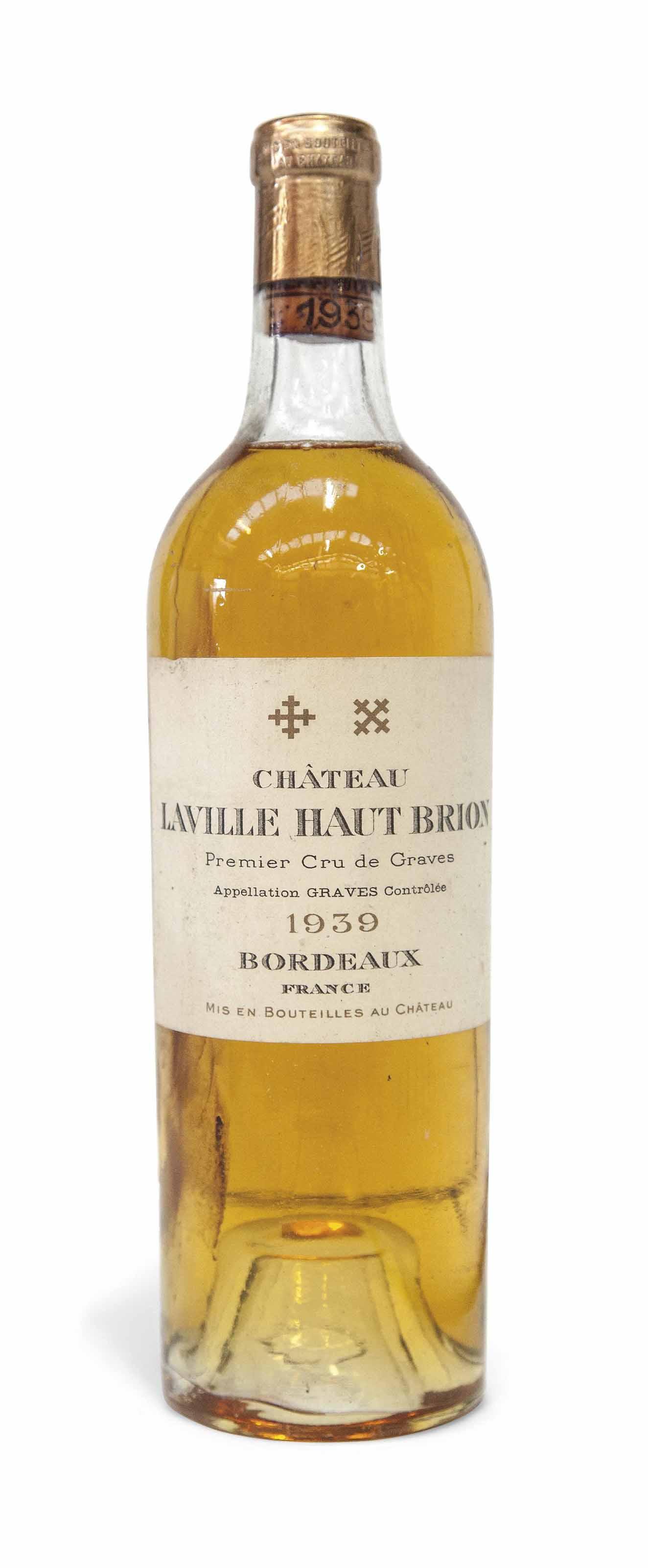 Château Laville-Haut-Brion 1939