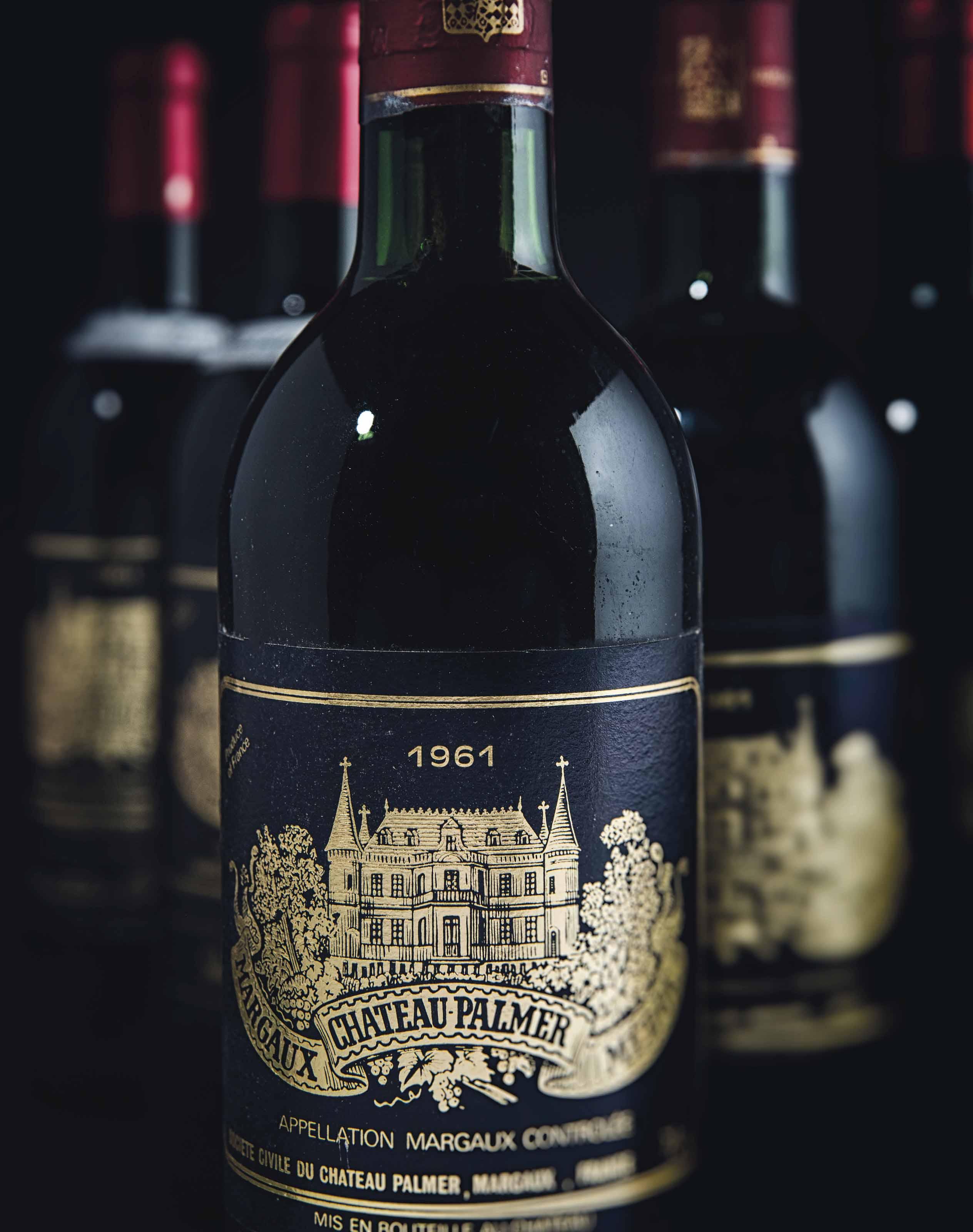 Château Palmer 1961