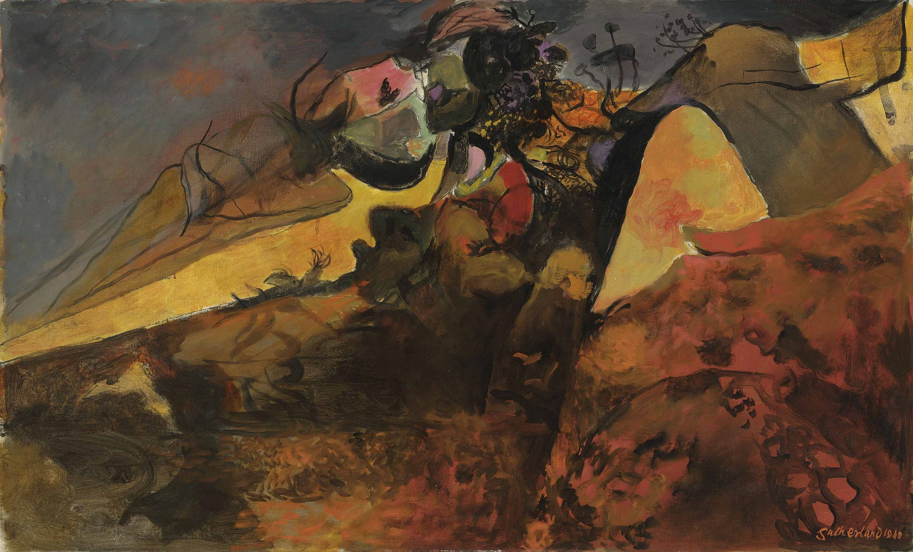 Road and Quarry