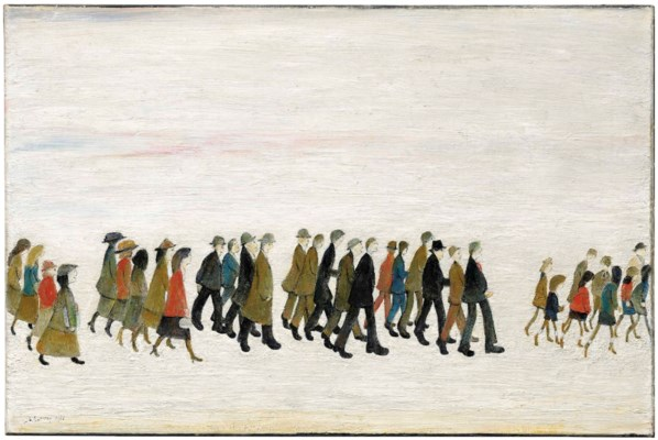 the works of lawrence stephen lowry essay Laurence stephen lowry the lord forte collection of works by ls lowry the forte and the catalogue contained not only a brilliant introductory essay.