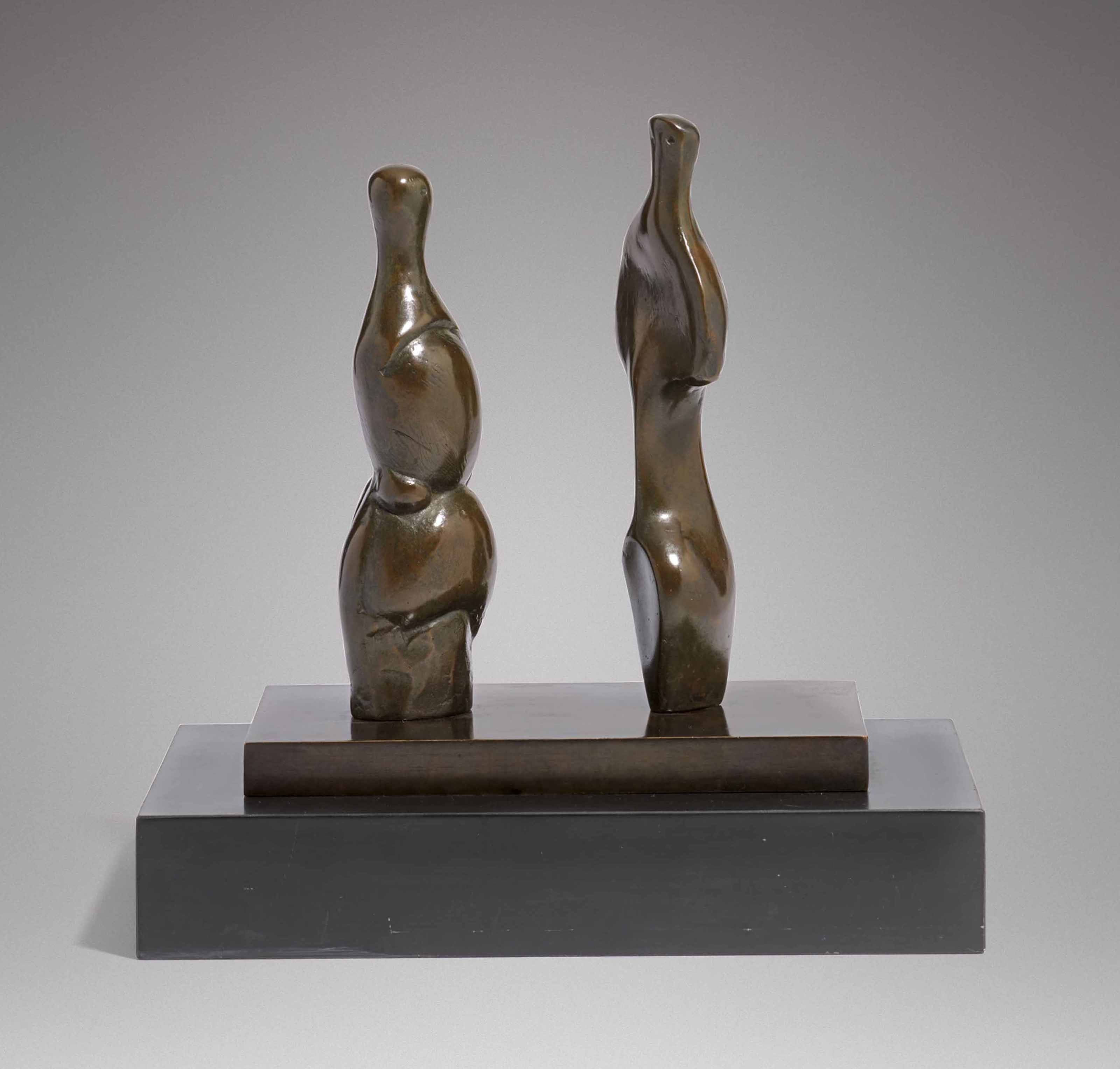 Henry Moore, O.M., C.H. (1898-
