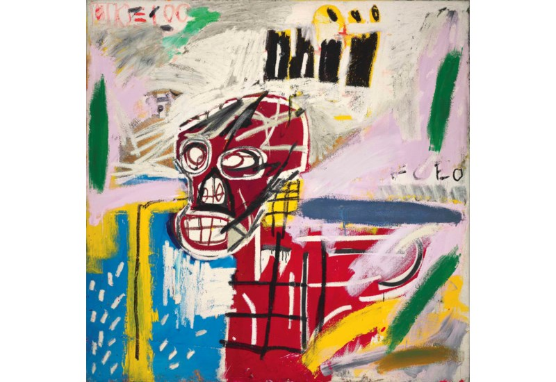 From the inside out — Basquiat