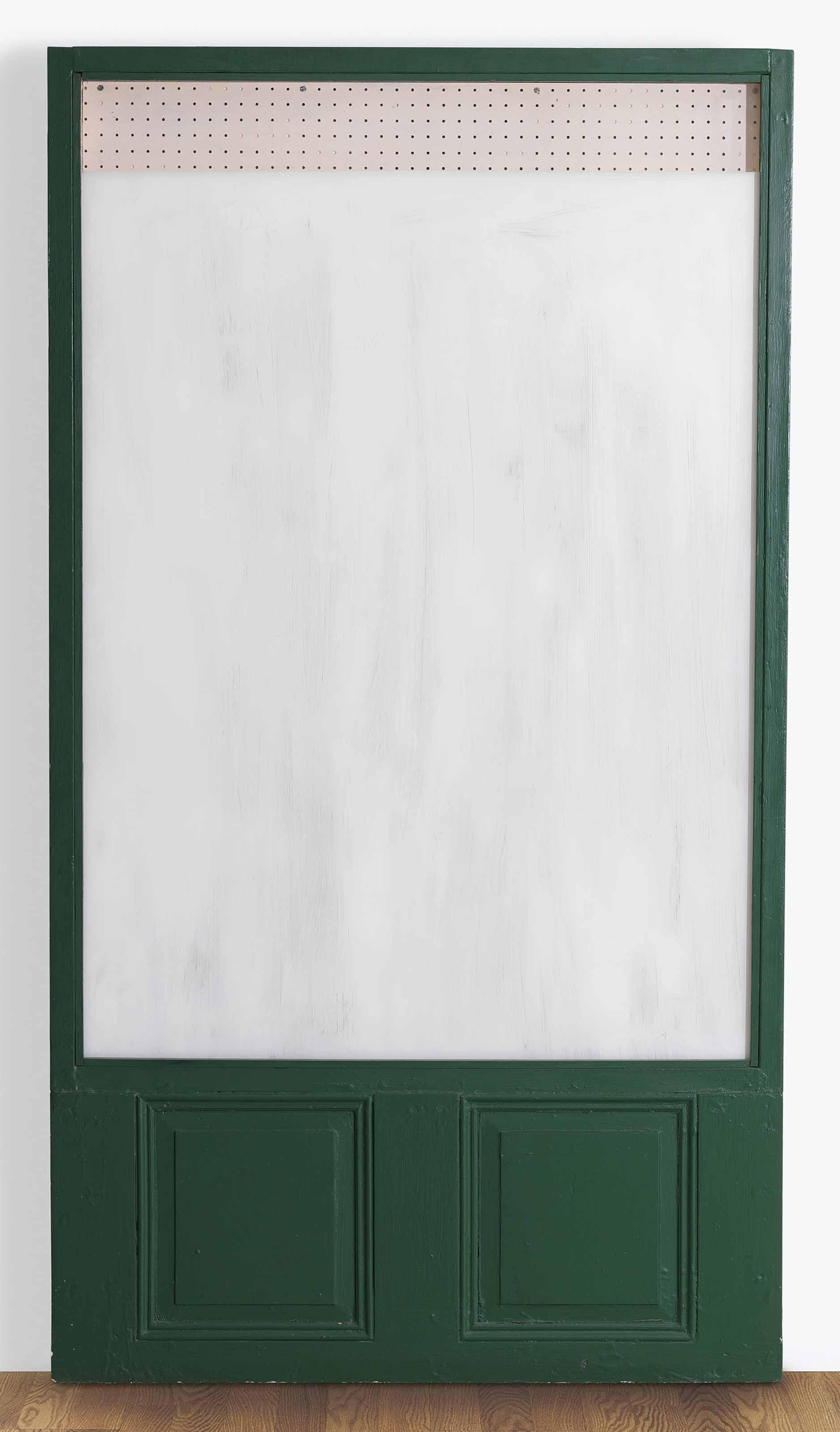 Green Show Window