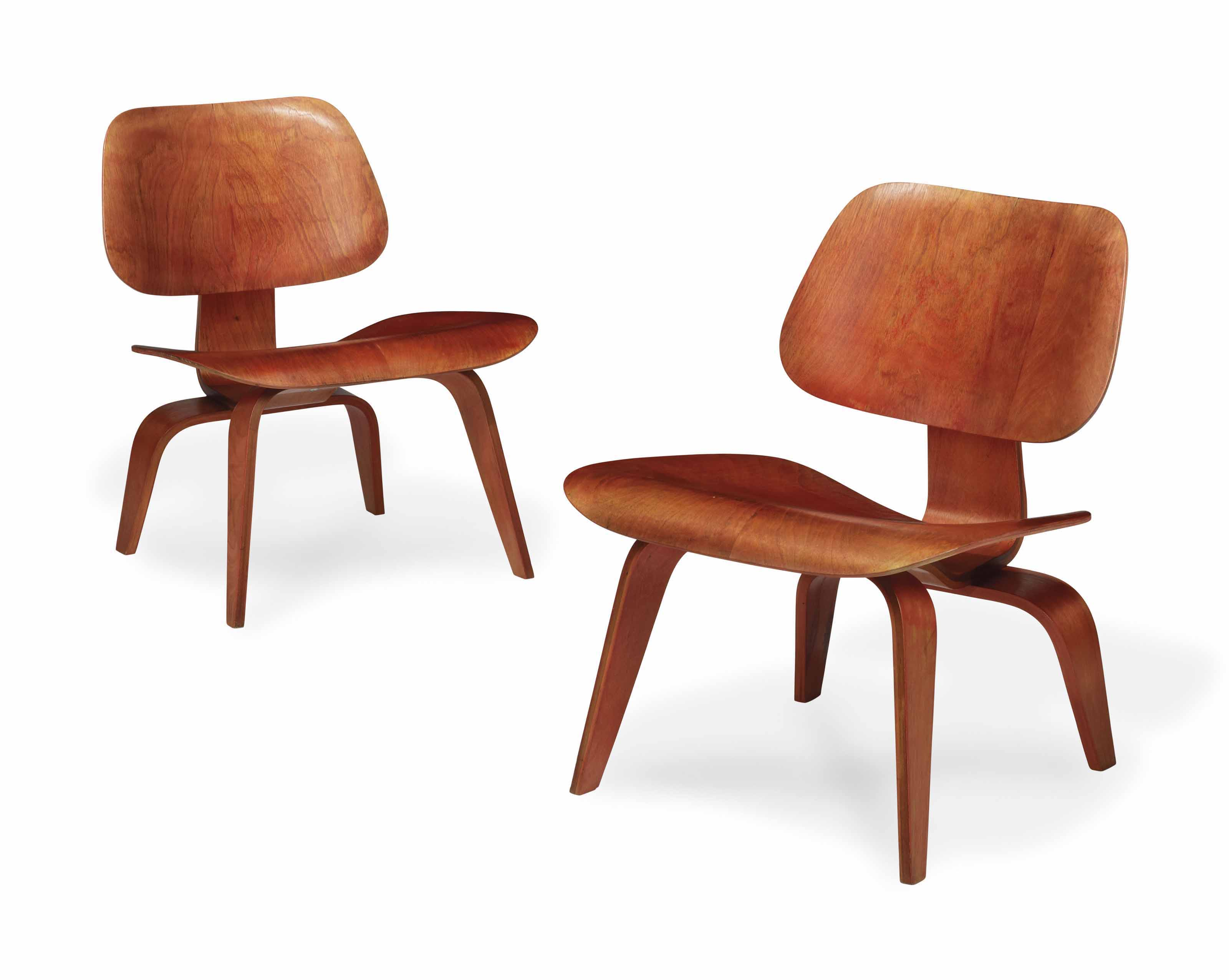 CHARLES (1907-1978) AND RAY (1912-1988) EAMES