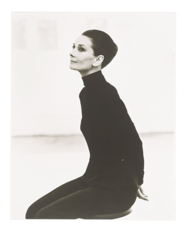 Steven Meisel (b. 1954), Audrey Hepburn, Vanity Fair, May, 1991. Imagesheet 13 x 10 ¼  in (33 x 26  cm). Estimate £2,000-3,000. This lot is offered in Audrey Hepburn The Personal Collection on 27 September 2017  at Christie's in London