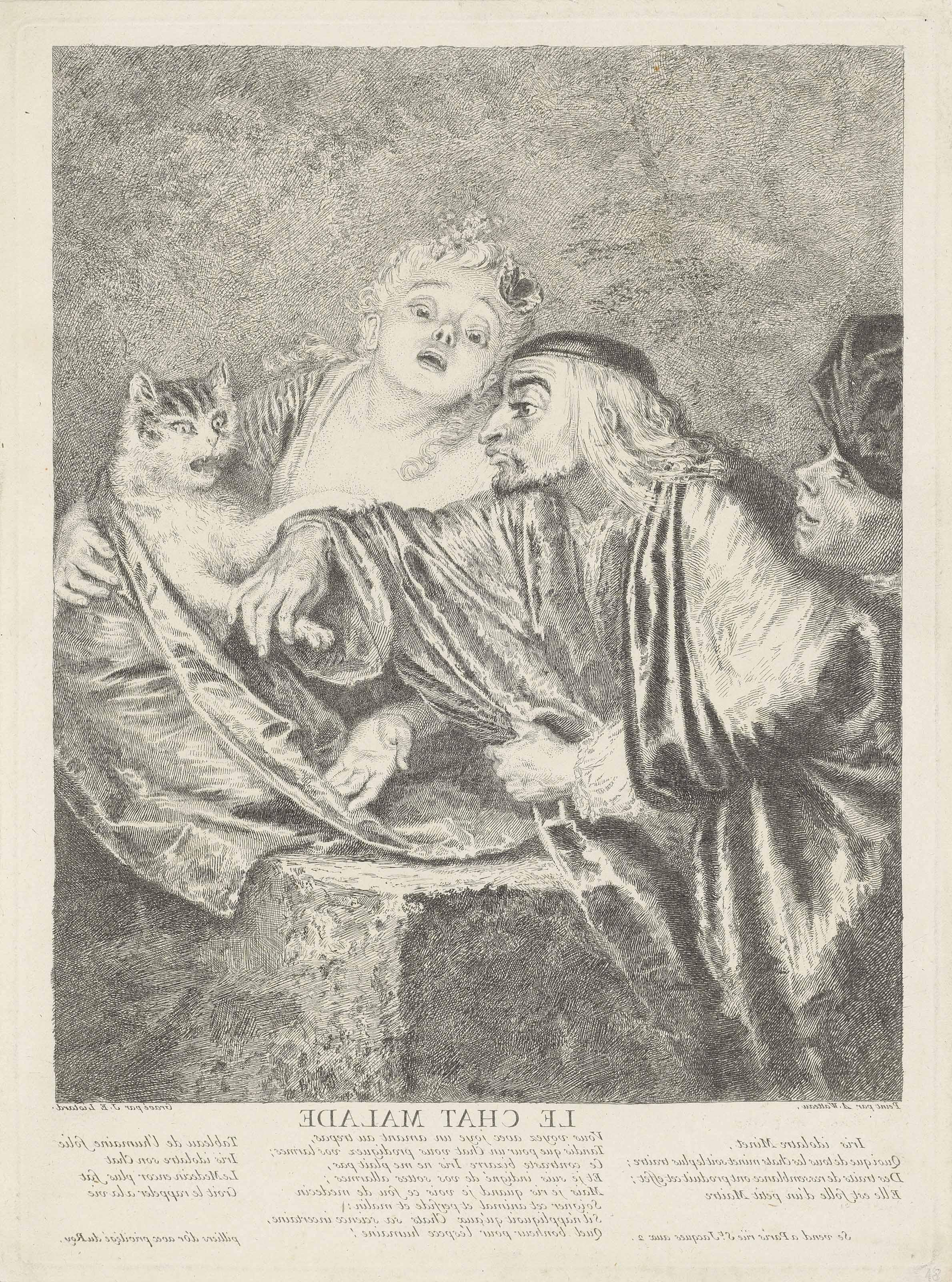 JEAN-ETIENNE LIOTARD (1702-178