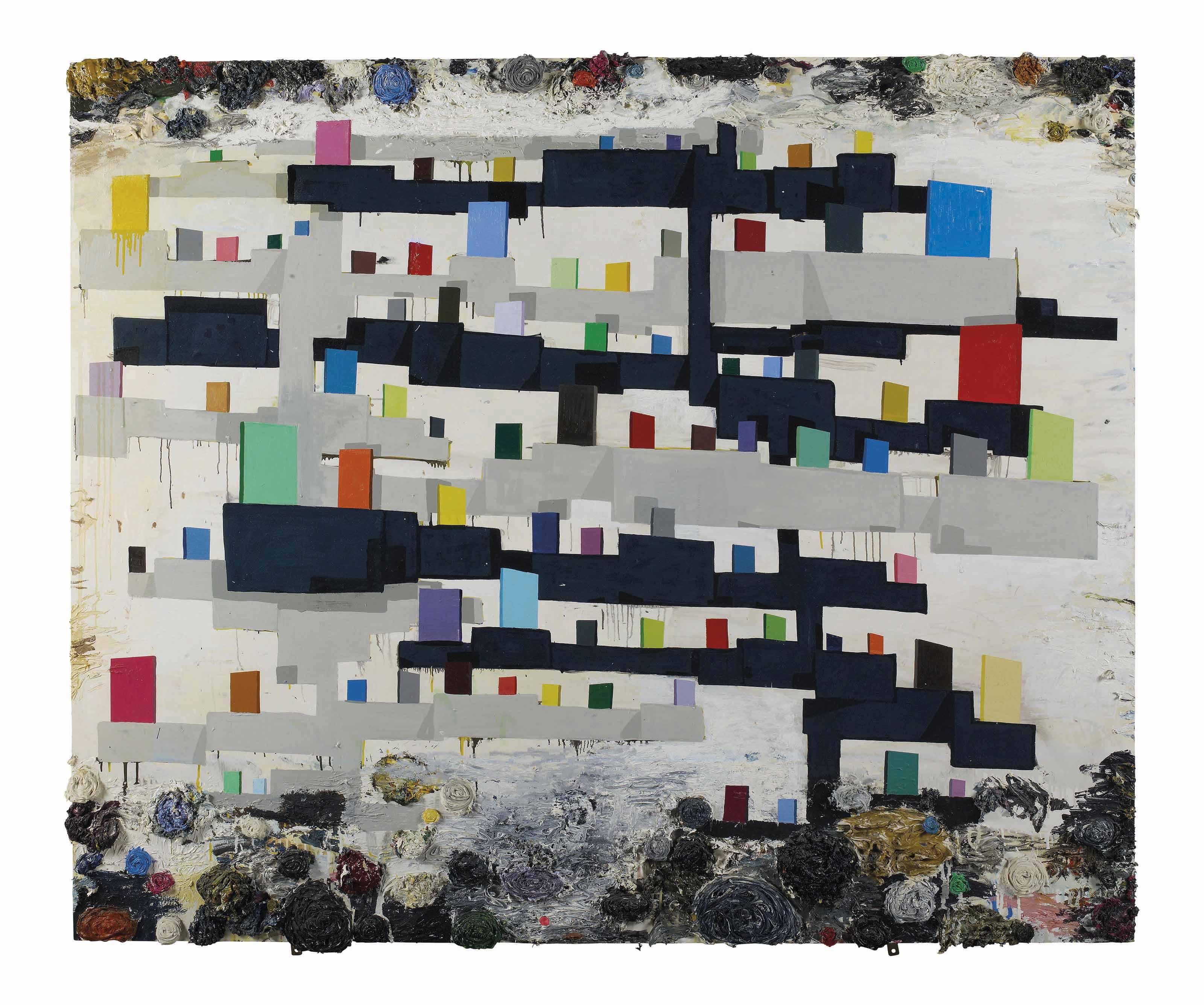 Phillip Allen (B. 1967)