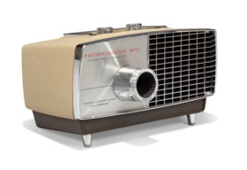 AN AMERICAN 8MM 'INSTANT HOME MOVIE' PROJECTOR