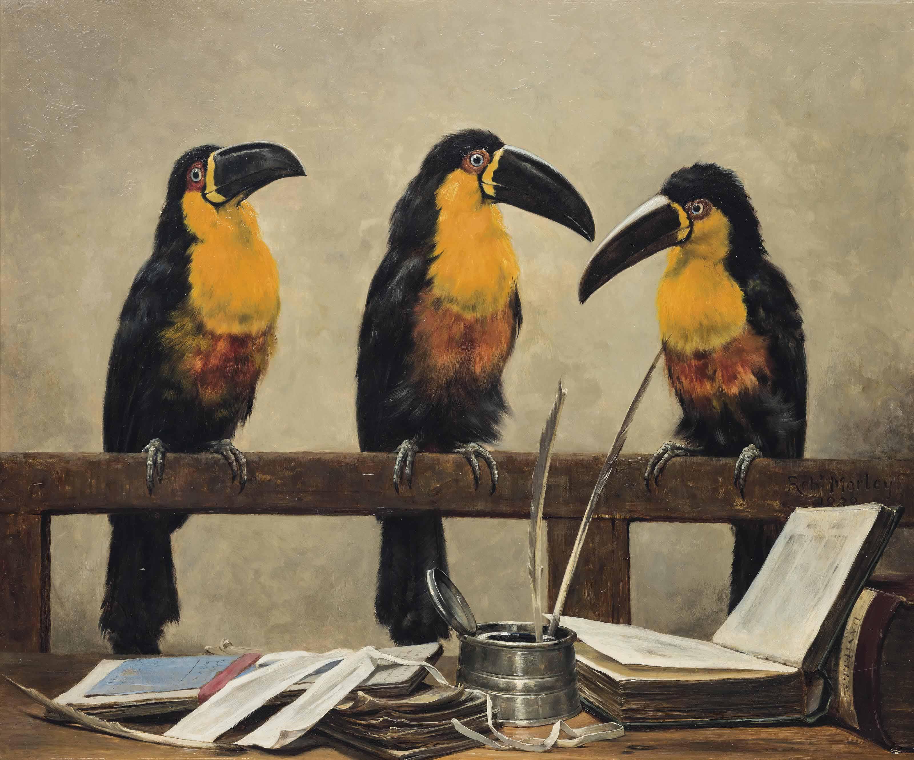 The literary critics