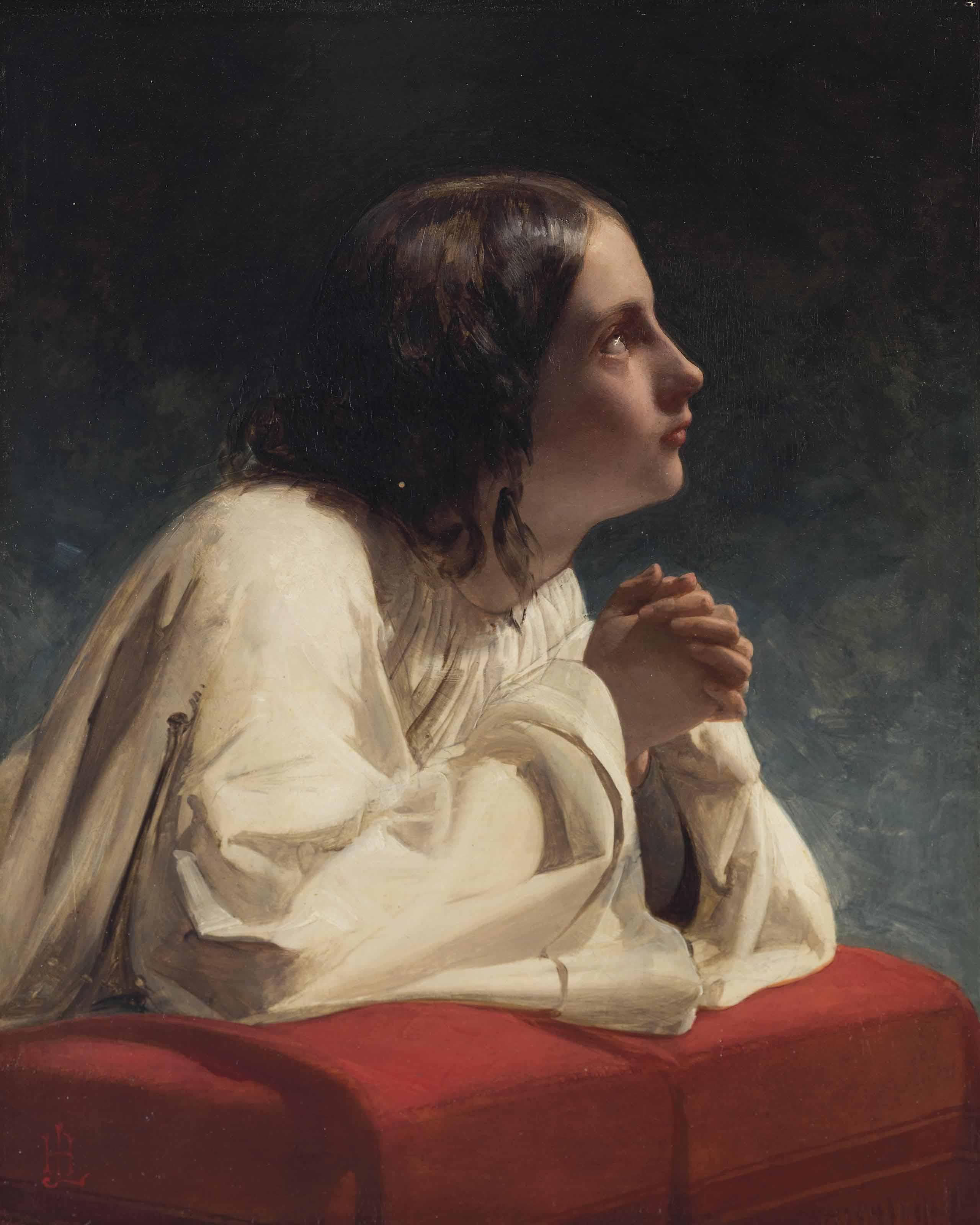 Infant prayer