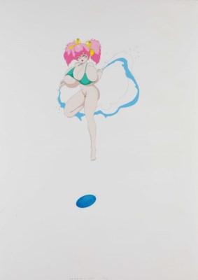 TAKASHI MURAKAMI (JAPAN, B.196