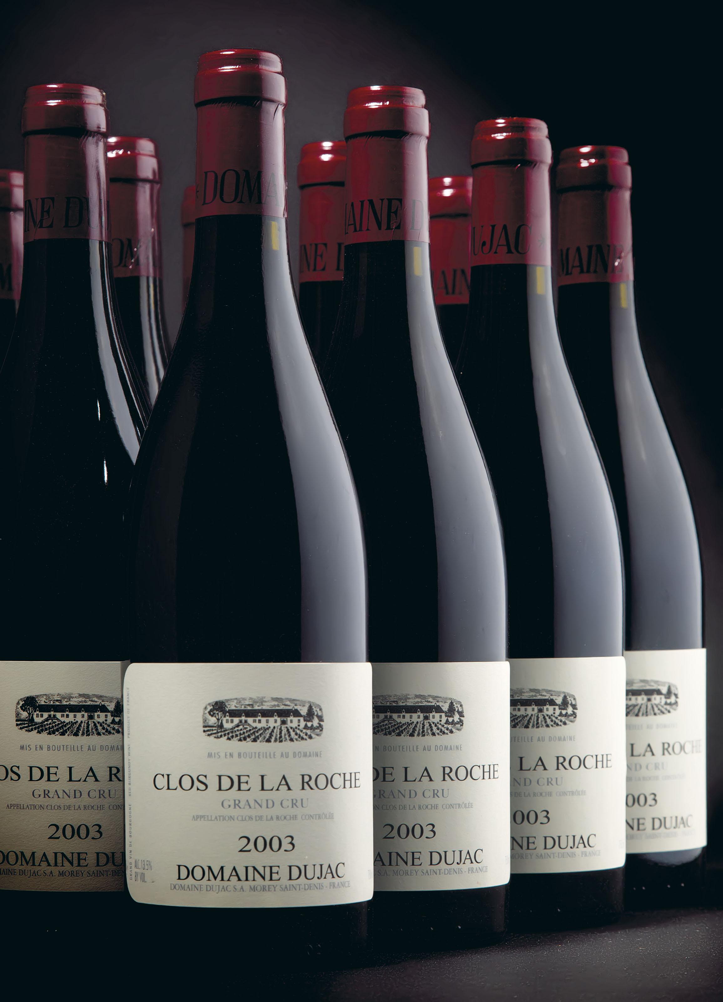 Domaine Dujac Clos de la Roche 2003