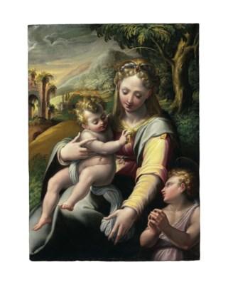 Girolamo Macchietti (? 1535-15