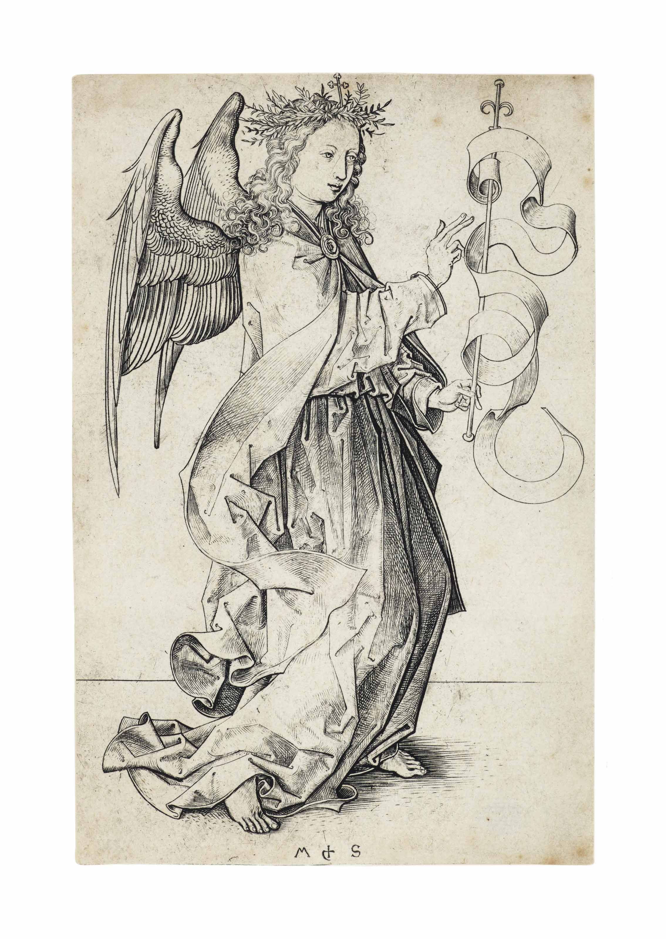 The Archangel Gabriel (The Angel of the Annunciation)