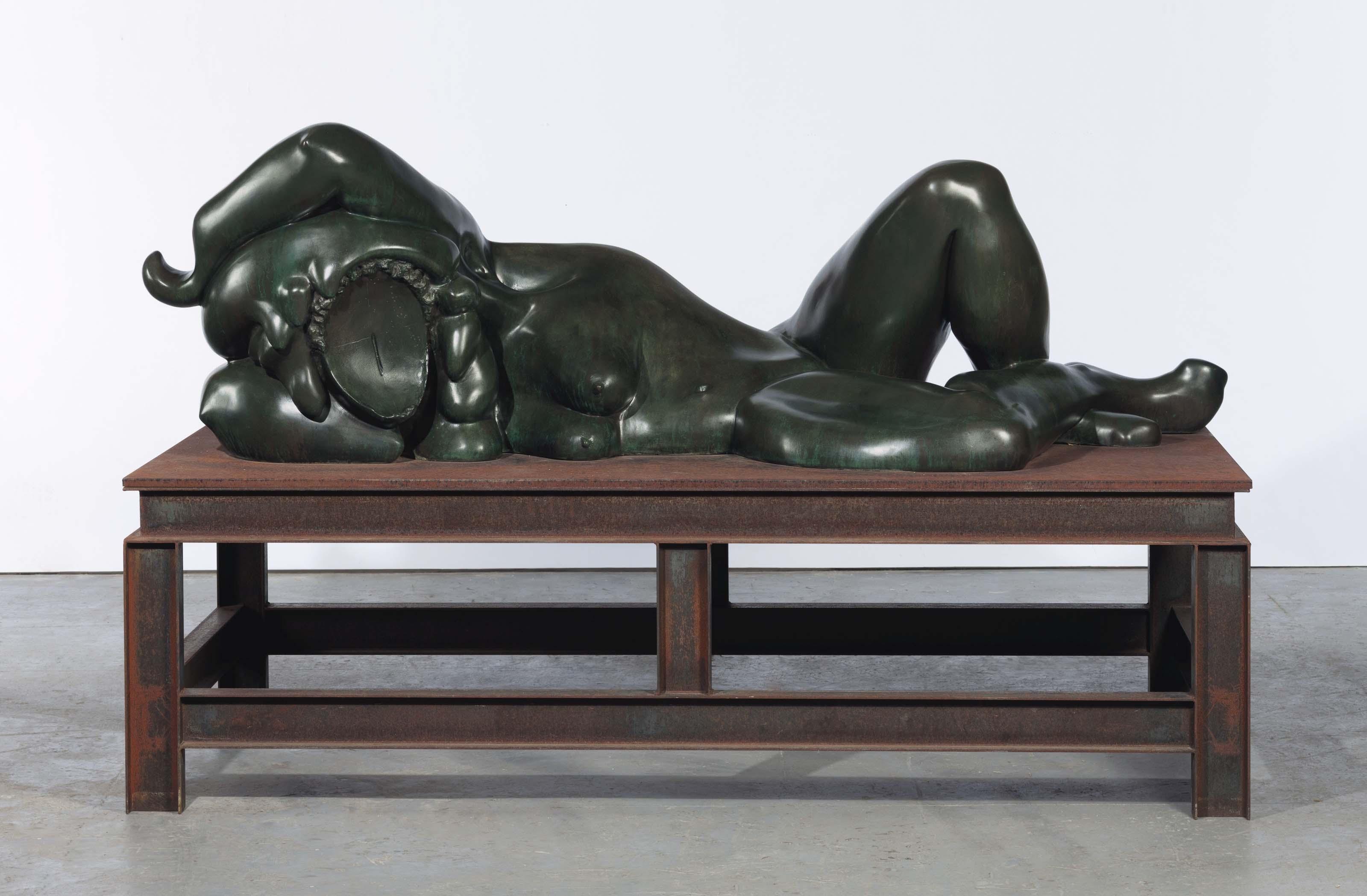 Bronzefrau Nr. I