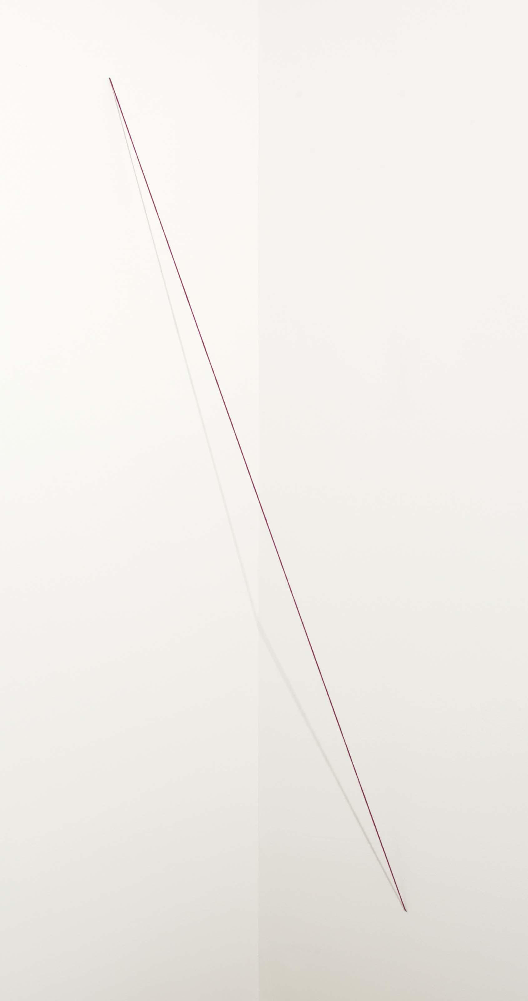Untitled (Diagonal Cornered Construction)