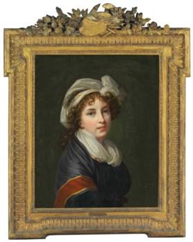 Elisabeth-Louise Vigée Le Brun (Paris 1755-1842)
