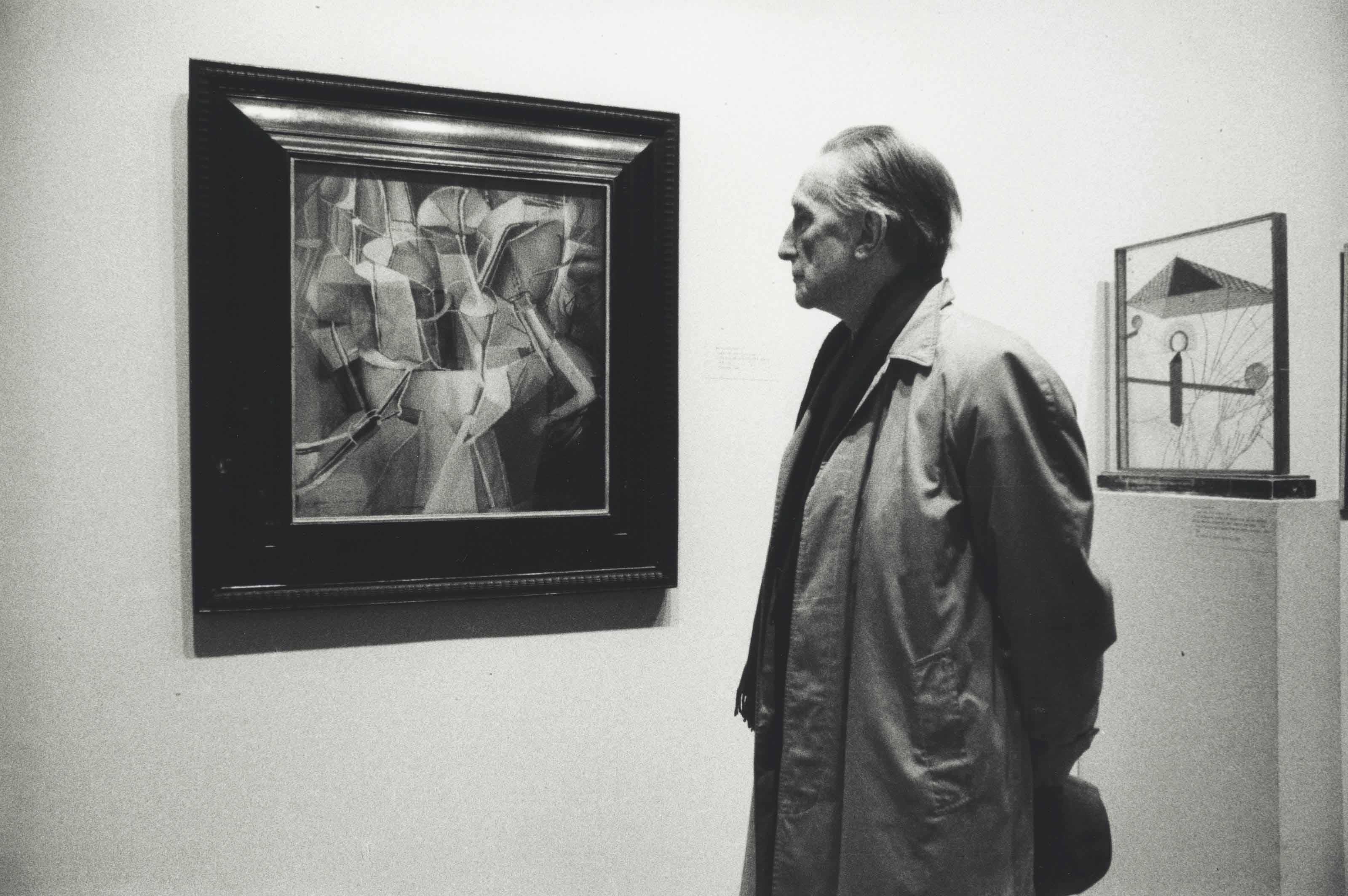Marcel Duchamp, 1965