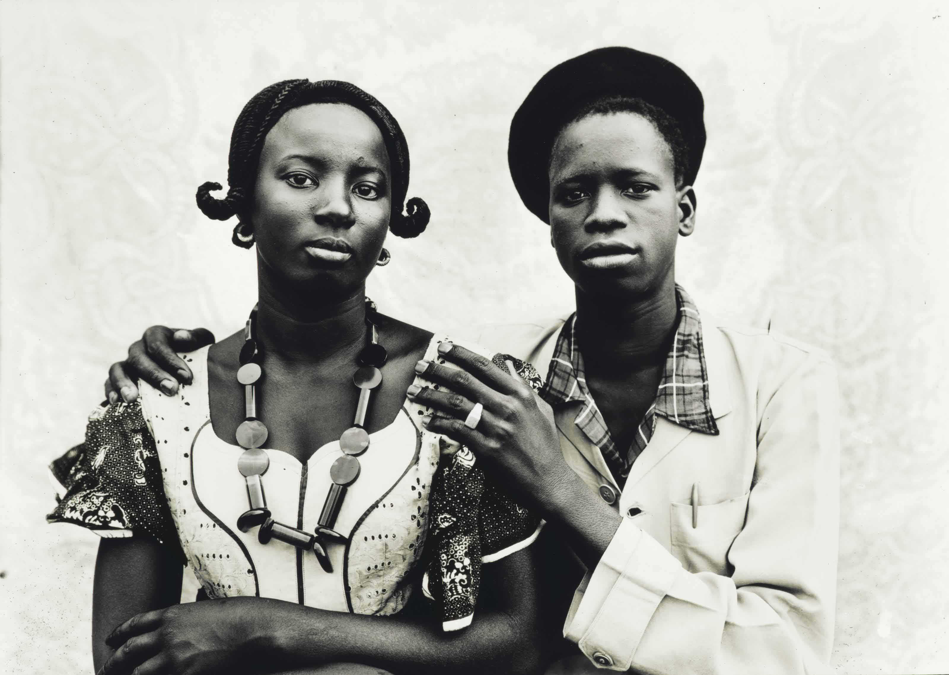 Young Couple, 1949–1952