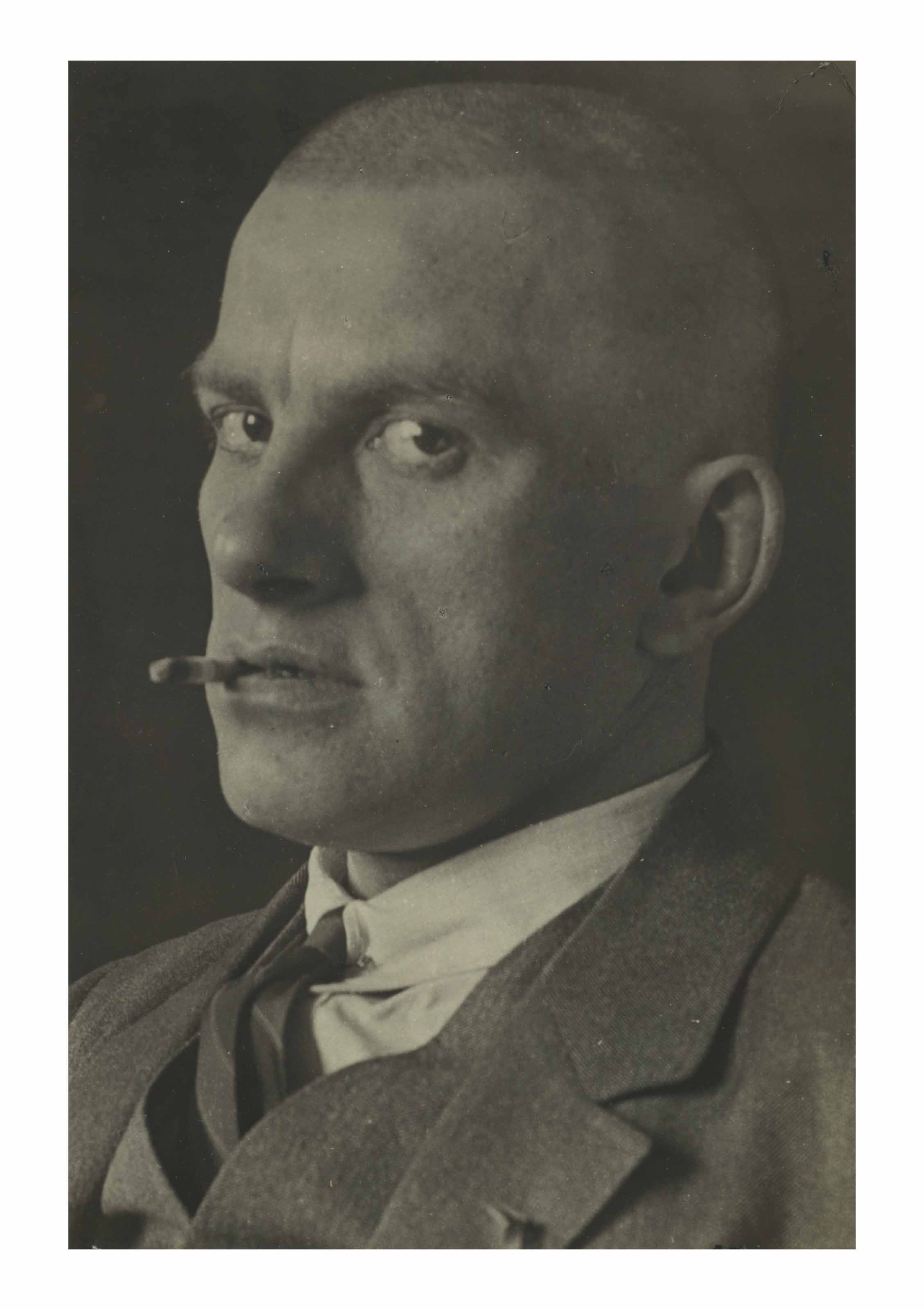 Vladimir Mayakovsky, 1924
