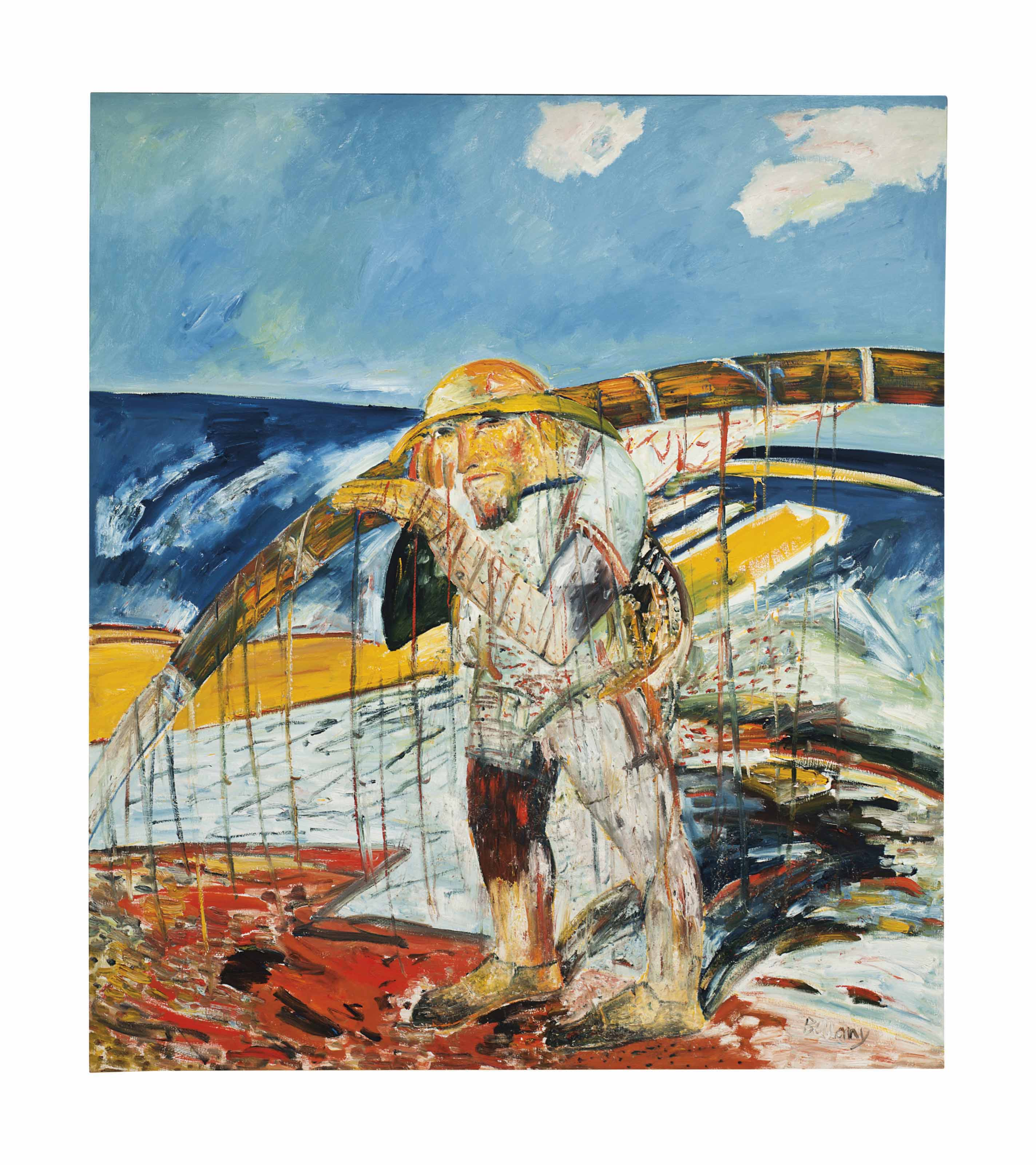 John Bellany (Scottish, 1942-2