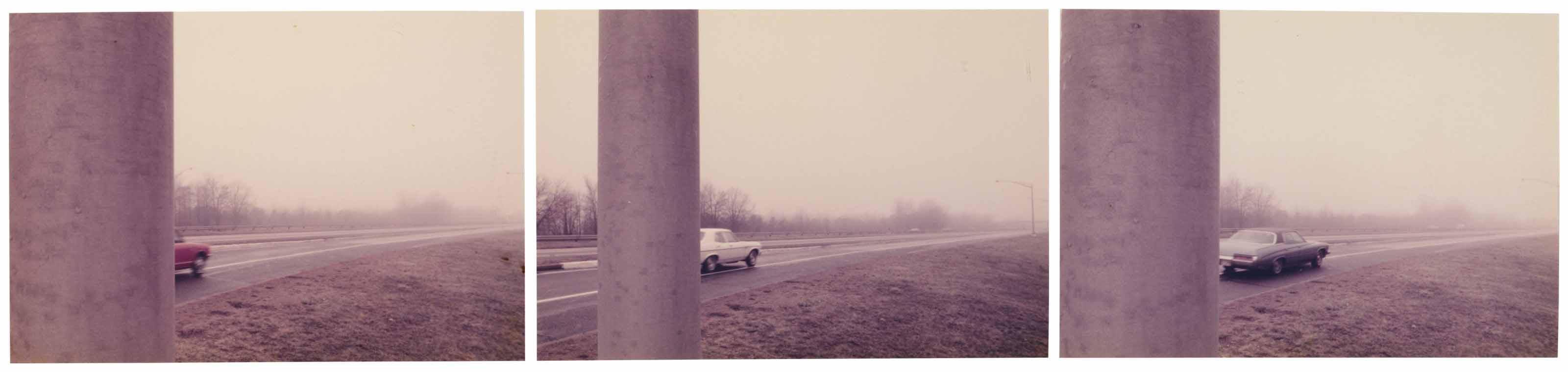 Untitled (New Jersey Turnpike), 1975