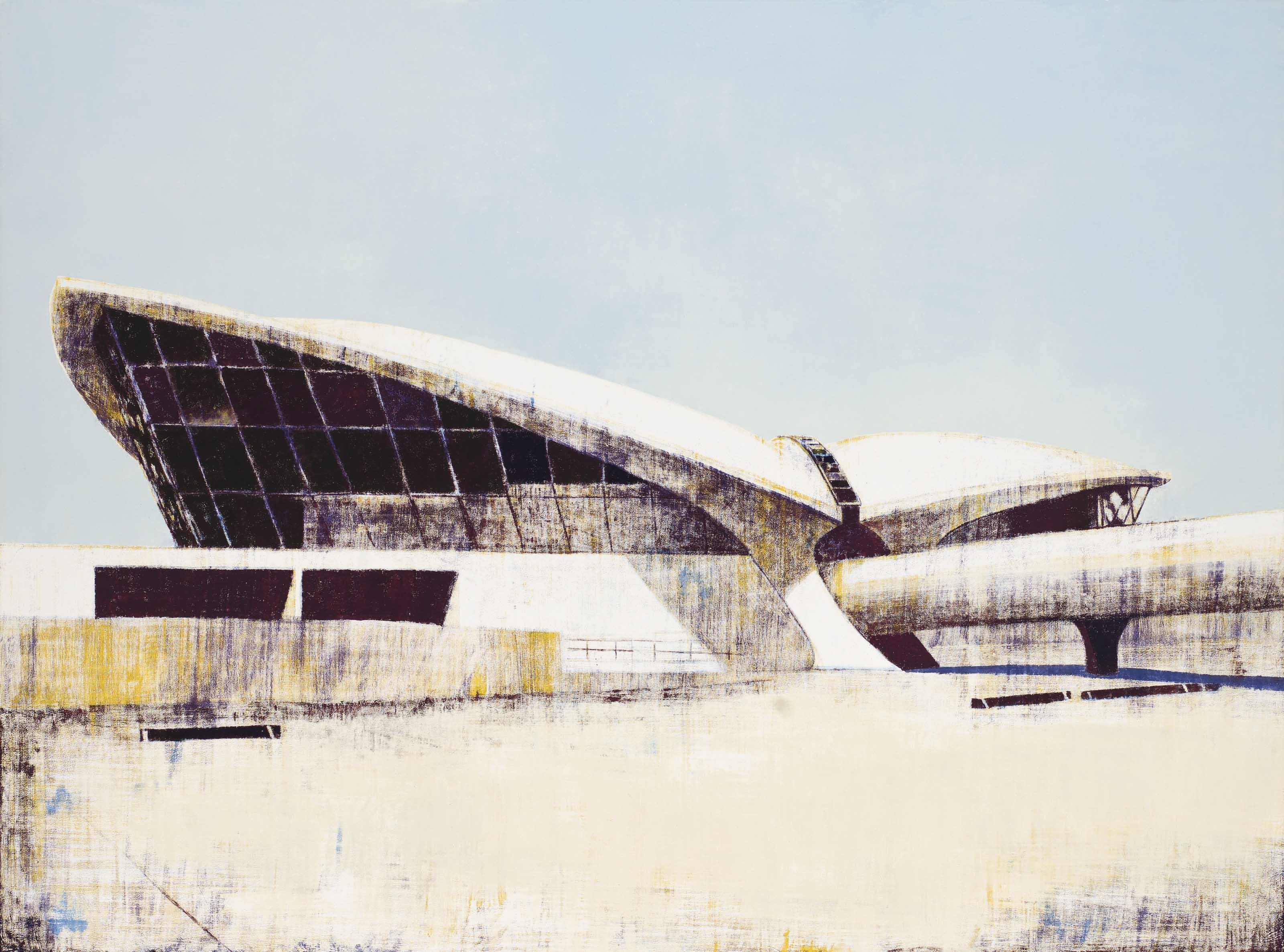 TWA Terminal, Kennedy Airport, New York