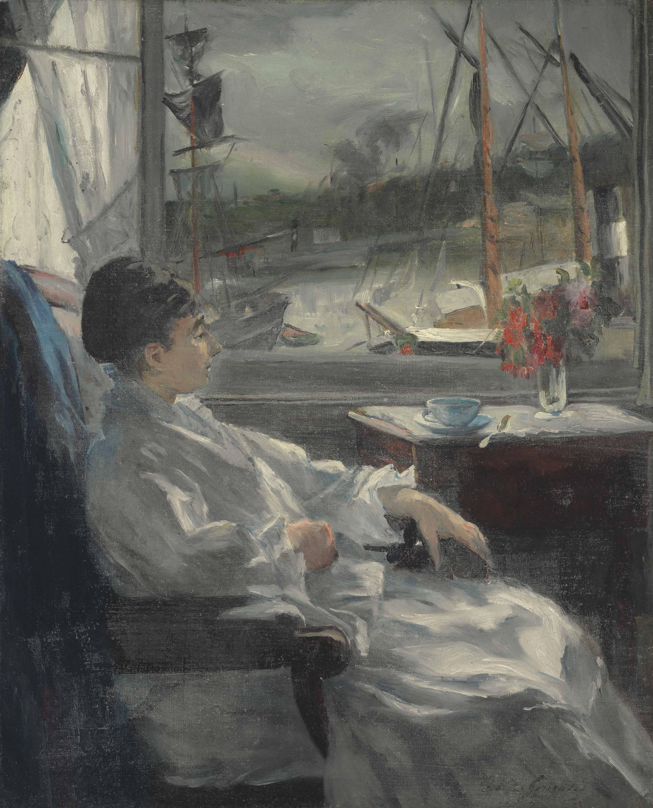 Eva Gonzalès à Dieppe
