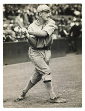 MICKEY COCHRANE PHOTOGRAPH