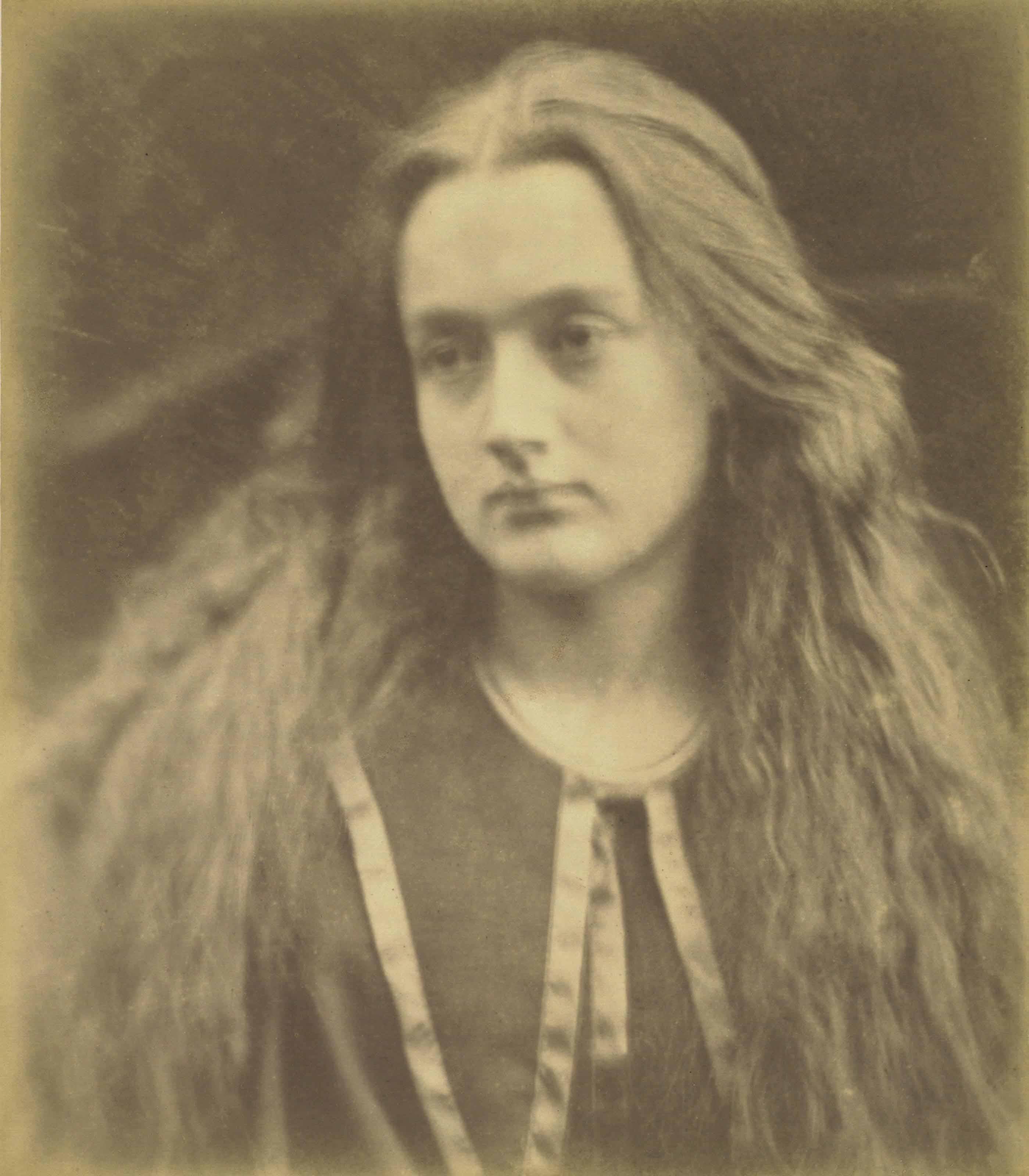 Mrs. Ewen Hay Cameron (Annie Chinery Cameron), 1869