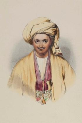 EYRE, Vincent (1811-1881) Portraits of the Cabul Prisoners [