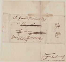 VANBRUGH, John (1664-1726) Autograph letter signed (