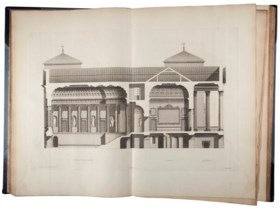 BRETTINGHAM, Matthew (1699-1769) The Plans, Elevations and S