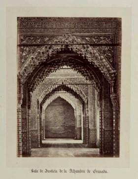 LAURENT, Juan (1816-1892) An album of photographic views of