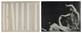 BRODOVITCH, Alexey (1898-1971) Ballet New York: J J Augustin