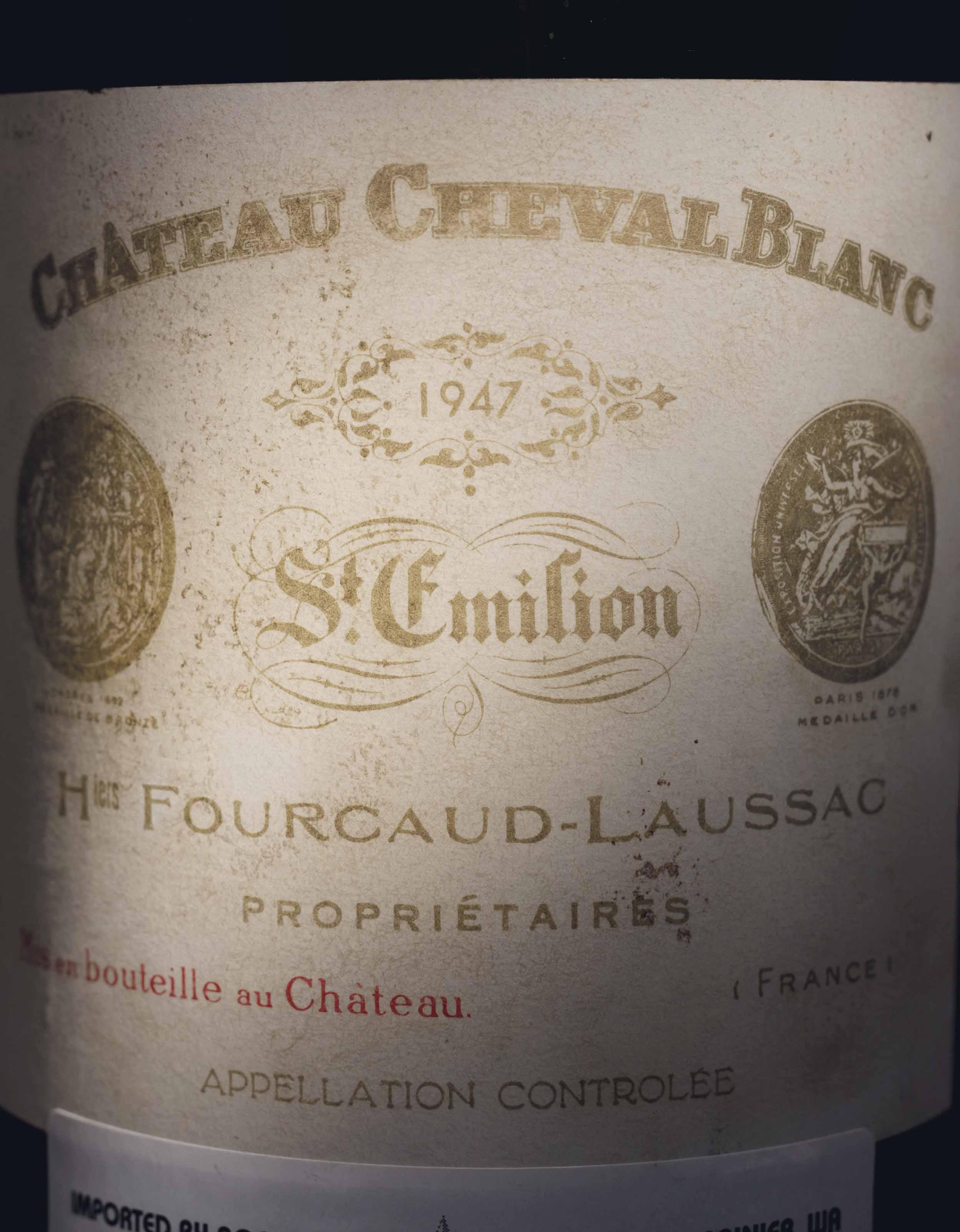 Château Cheval-Blanc 1947