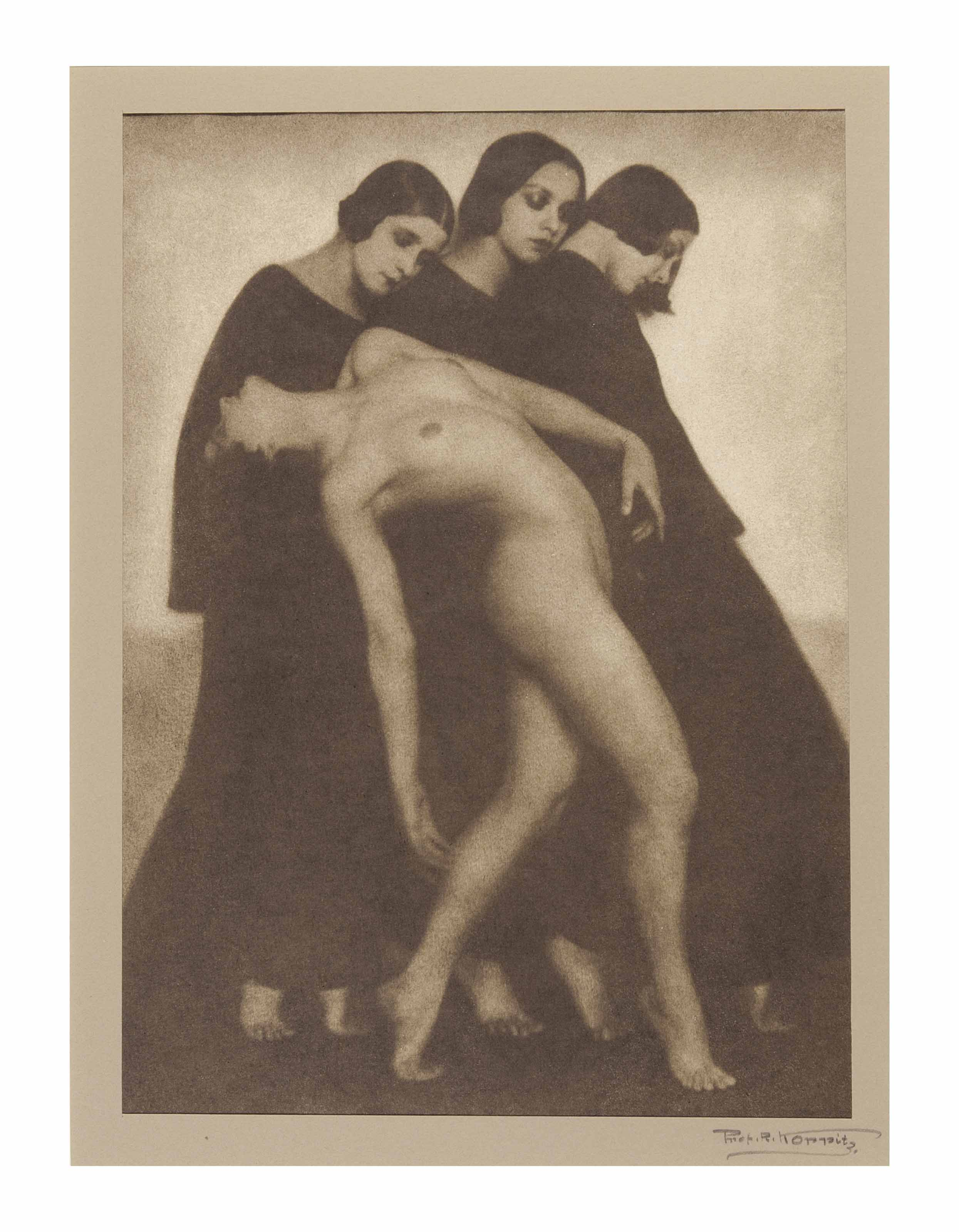 Bewegungsstudie (Movement Study), 1925