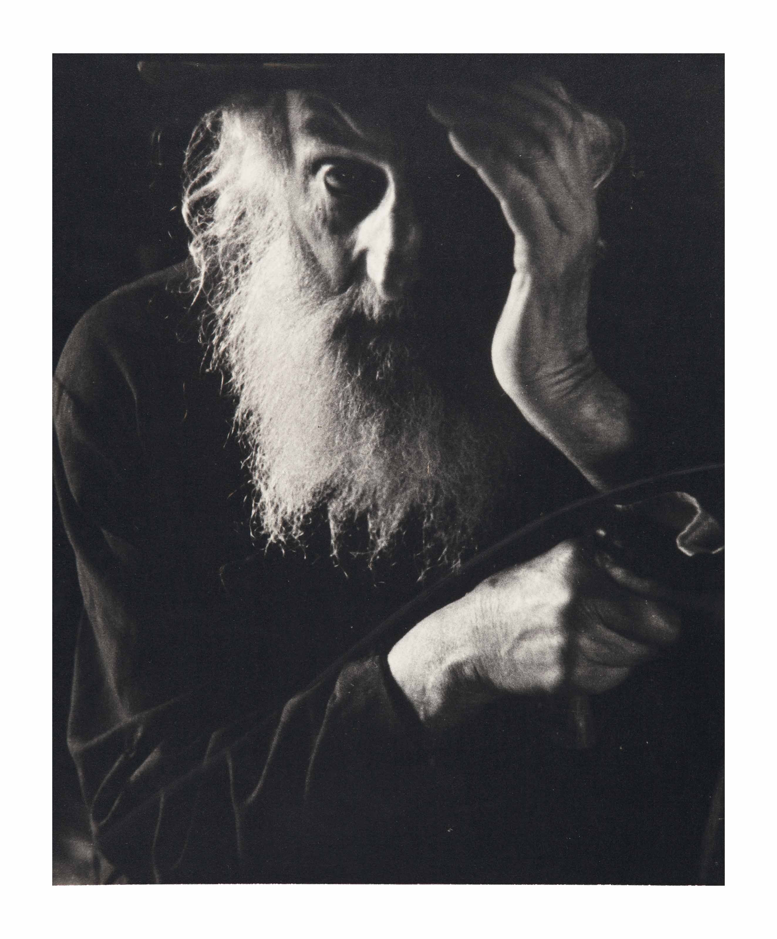 An Elder of the Village, Carpathian Ruthenia, 1938