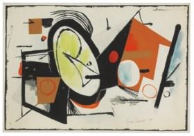 BYRON BROWNE (1907-1961)